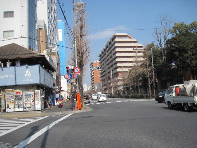 日光御成道(本郷追分→岩淵宿): 坂道散歩
